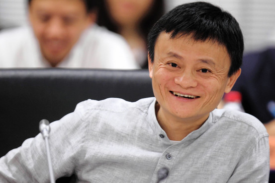 Jack Ma, executive chairman of Alibaba. European Pressphoto Agency