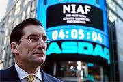 Bob Greifeld, NASDAQ OMX Group