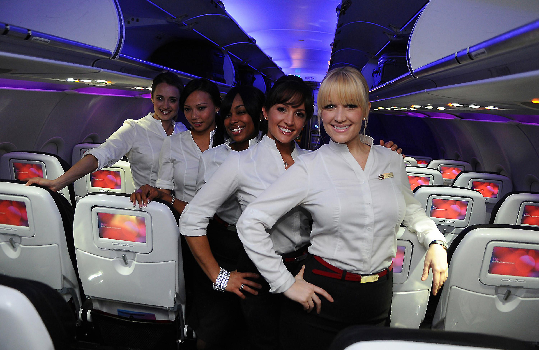 Virgin America Fly Girls Premiere