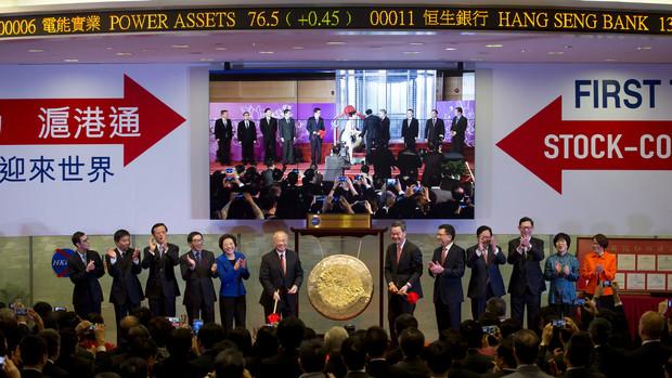 International brokers hong kong