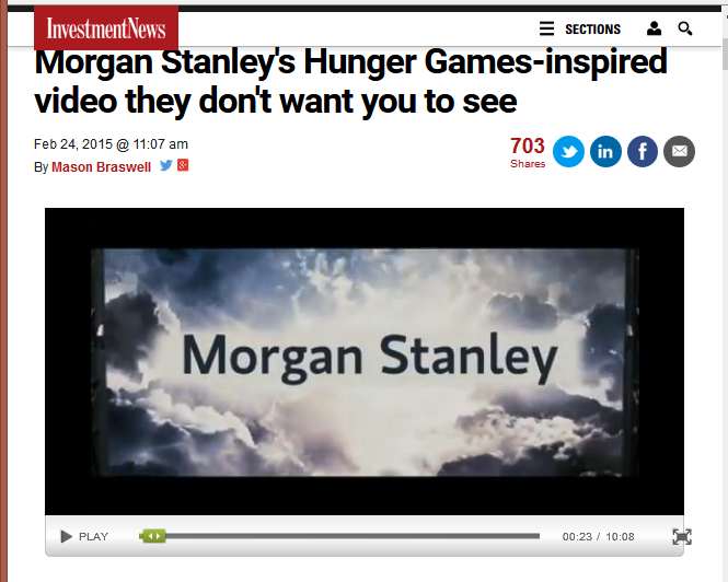 morgan stanley parody