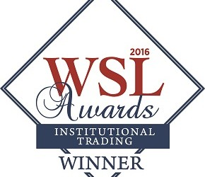 wsl-best-broker-dealer award
