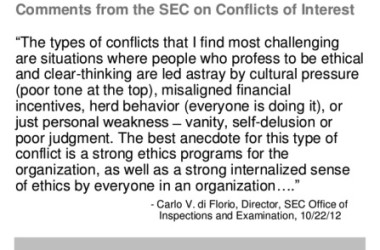 sec-conflict-of-interest