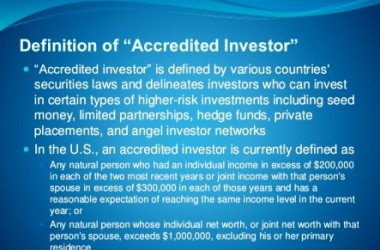 accredited-investor-brokerdealer-SEC-policy