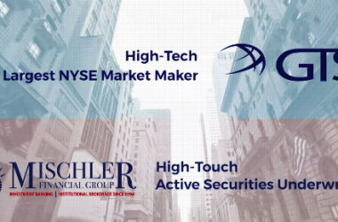 NYSE DMM GTS in pact with veteran-owned broker-dealer mischler